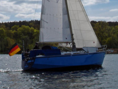 Vanguard 950 Kielboot
