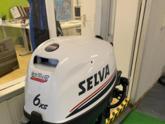 Selva Pike 6XS Outboard