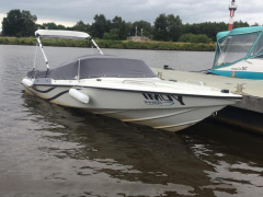 G-Craft diabolical Sport Boat