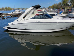 Regal LS4C Deck Boat