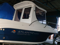 Atlantic Marine 560 Adventure Pilothaus