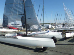 Nacra F20 Carbon Racing boat