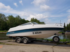 Four Winns Sundowner 215 Speedboot
