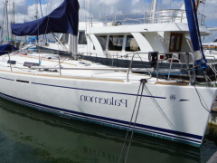 Dufour 34 Performance Sailing Yacht