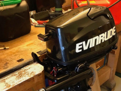Evinrude 6 PS Outboard