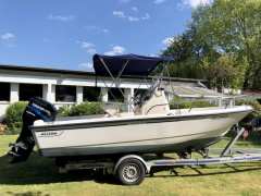 Boston Whaler Outrage 190 Nantucket 190 Fischerboot