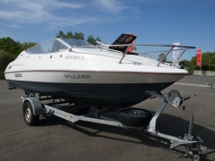 Bayliner 1802capri cuddy