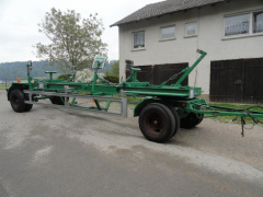 Bootstransport Twin Axle
