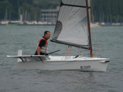 Devoti D-one Sailing dinghy