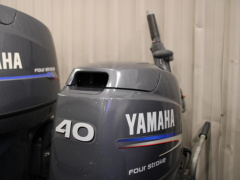 Yamaha F40BMHDL Outboard