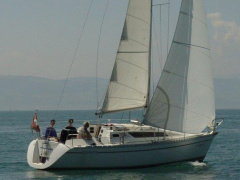 Jeanneau SUN LIGHT 30 Sailing Yacht