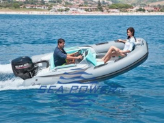 Ranieri International Cayman One Luxury Tender