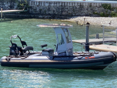 3D Tender Patrol Édition Limited 550 Gommone a scafo rigido