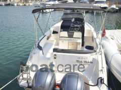 Eolo AS 25GT Center Console Boat