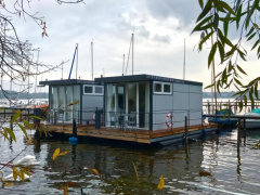 Hausboot Wannsee Husbåd