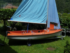 Frenzel / Bandina Sailing dinghy