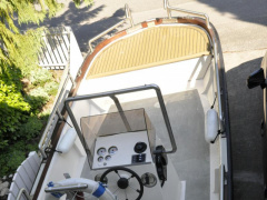 Q-Boot Q 18 Center console boat