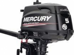 Mercury F5 MLHA Sail power Fuoribordo