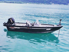 Aluma Craft Escape 165 cs Barca da Pesca