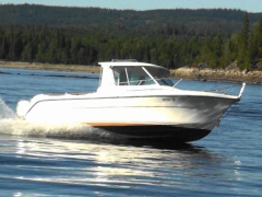 Ocqueteau 615 Fishing Boat