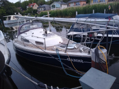 Dekker & Zonen Defender 27 Kielboot