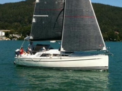 Sunbeam 30.1 Sport-Luxury Cruiser Blauwasseryacht