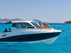 Quicksilver 905 WEEKEND - INNENBORDER Motoryacht
