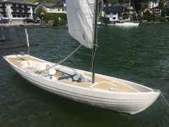 Scandinavian Cruisers Dory 18 Sailing dinghy