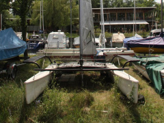Hobie Cat Cat 17 Catamarano