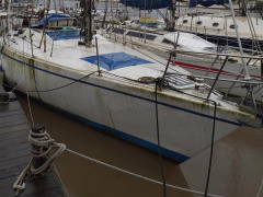 11 m One Design CUTTER Barca da regata