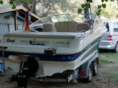 Sea Ray 190 cc Signature Kajütboot