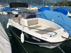 Quicksilver open 555 Sport Boat