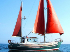 Fairway Marine Fisher 34 Ketch