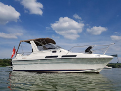 Fairline 24  Carrera Semicabinato