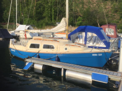 Cobramold Leisure 22 Keelboat