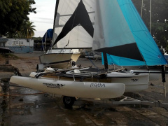 Windrider 17 Trimarano