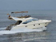 Azimut 43 Fly  EW 2008 Flybridge