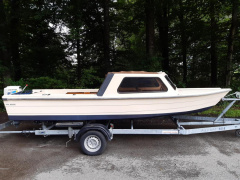 Thoma Speer 555 Fishing Boat