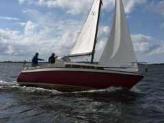 Rawell Rebell Sea Skip III Kielboot