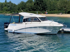 Quicksilver 640 Weekend Cabin Boat