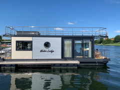 Nautilus Luxus-Apartment-Hausboot fahrbar Hausboot