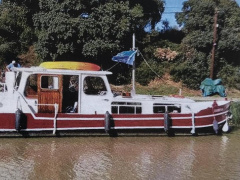 Kanalschiff Holland House Boat