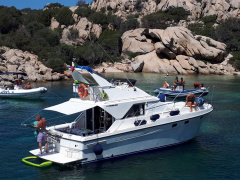 Fairline corniche 31 fly Flybridge