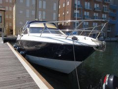 Absolute 39 Cabin Boat