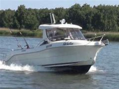Quicksilver Pilothouse 640 Kajuitjacht