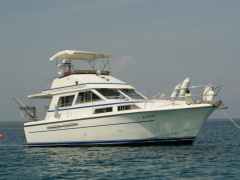 Marine Projects Princess 33 Flybridge