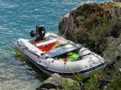 Quicksilver 320 Beiboot / Dinghi