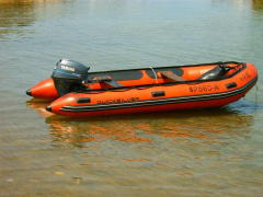 Quicksilver 430 Beiboot / Dinghi