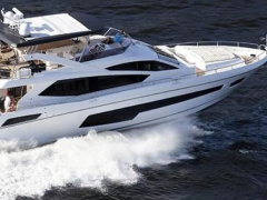 Sunseeker 75    4 Cab. 2 x Crew Flybridge