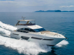 Princess F70 Flybridge